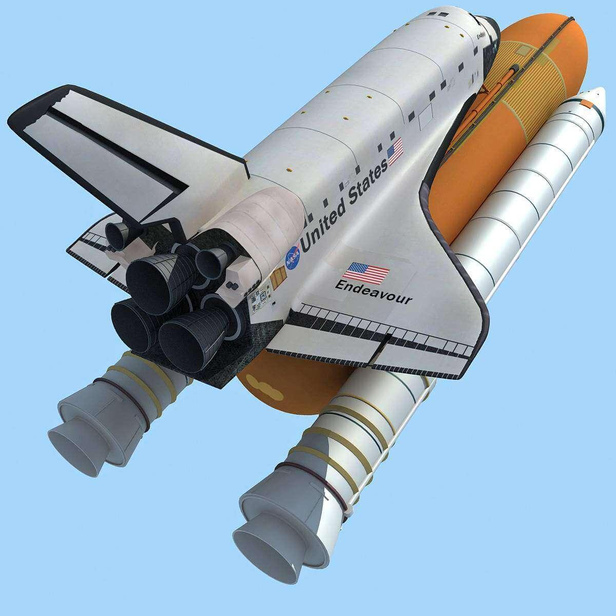 space shuttle horses arse - photo #37