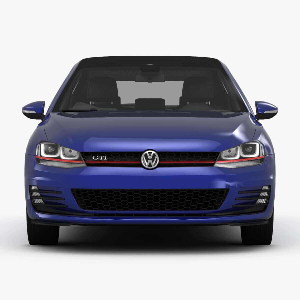 2019 Volkswagen Golf Gti 5 Door