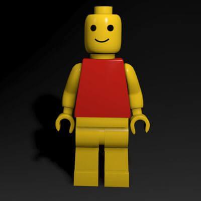 Lego 3D Models | RenderHub
