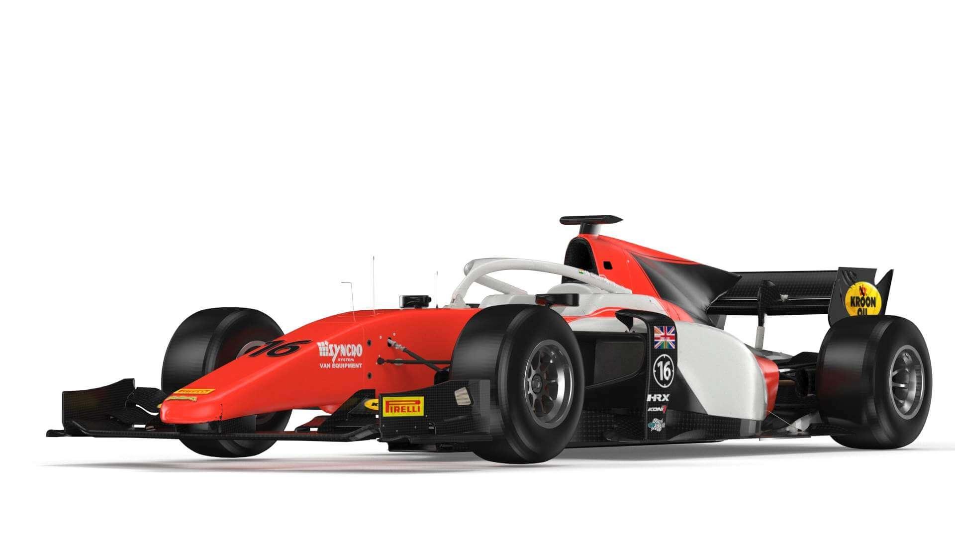 MP Motorsport Zoom Background 4
