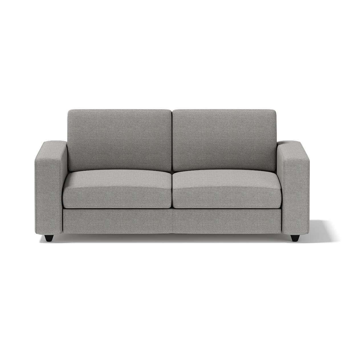 Grey Two Seat Sofa Model