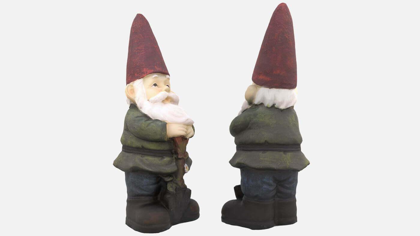 ef0aa80a Garden Gnome 3D Model