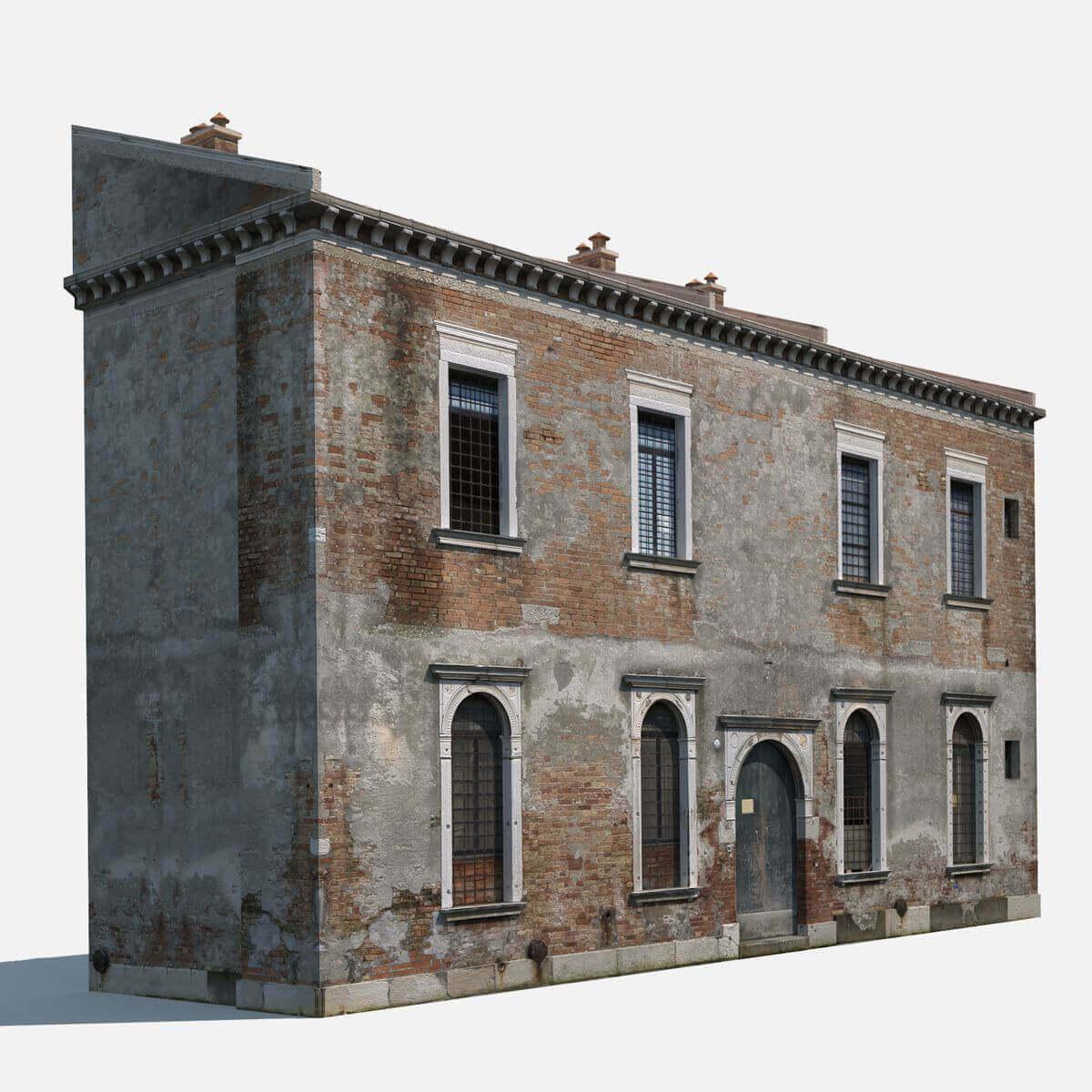 3D Model Apartment House #172