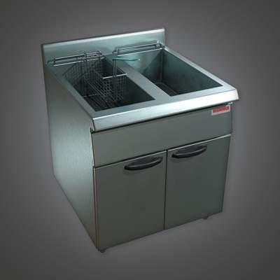 Kitchens 3D Models | 3D Deep Fryers | RenderHub