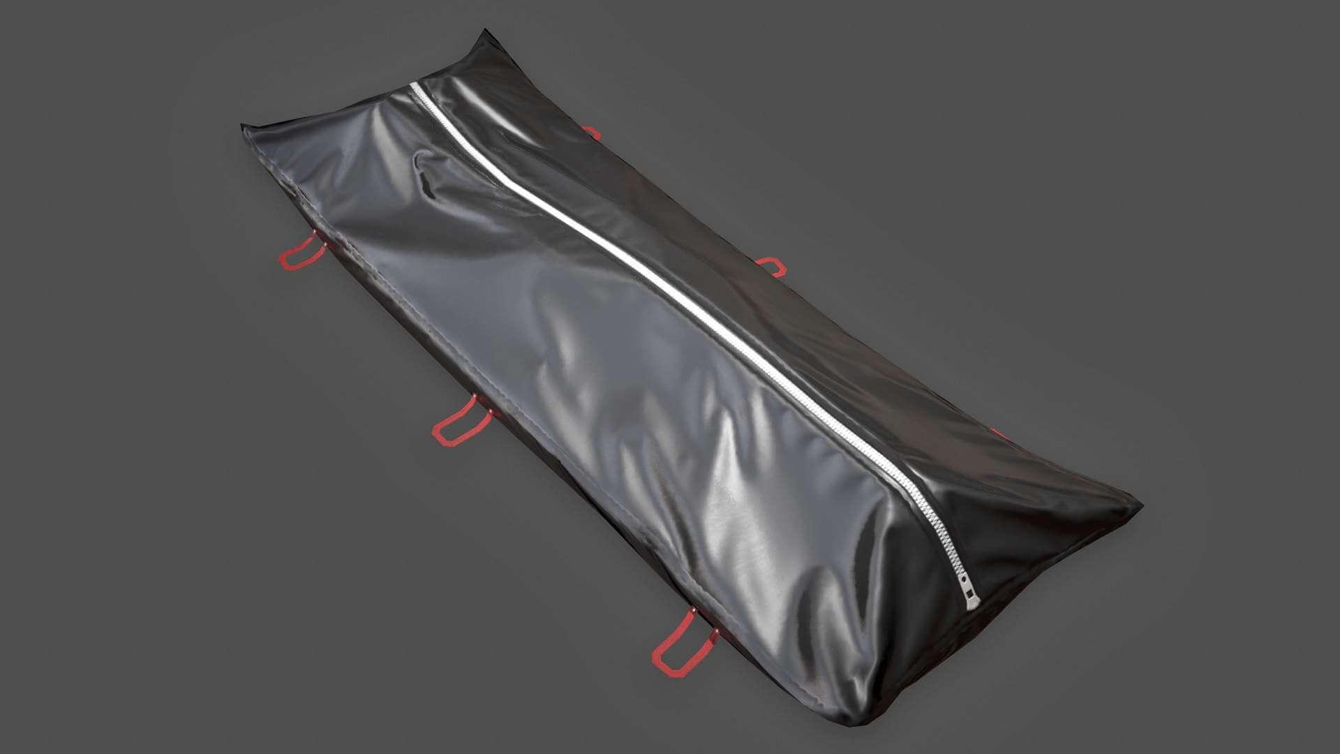Body Bag 3D Model
