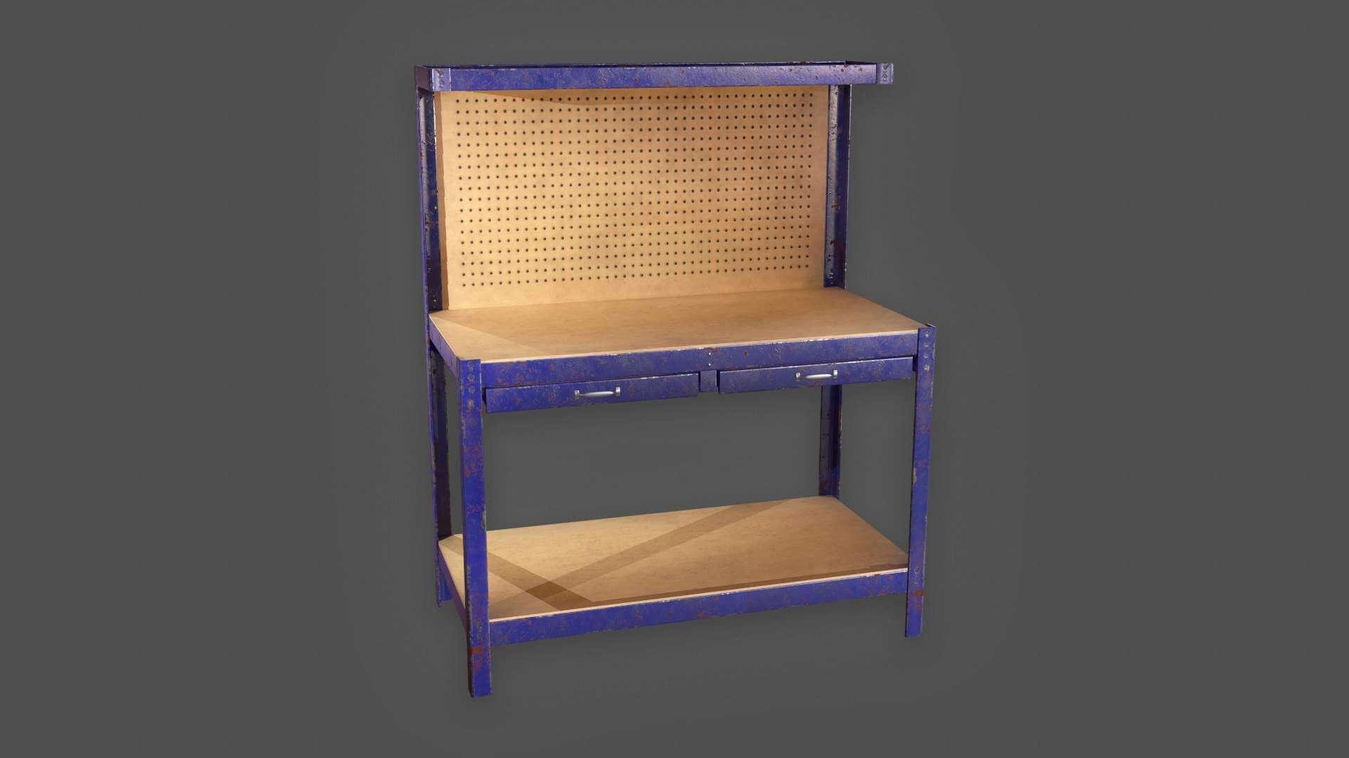 Swell Work Bench 3D Model Evergreenethics Interior Chair Design Evergreenethicsorg