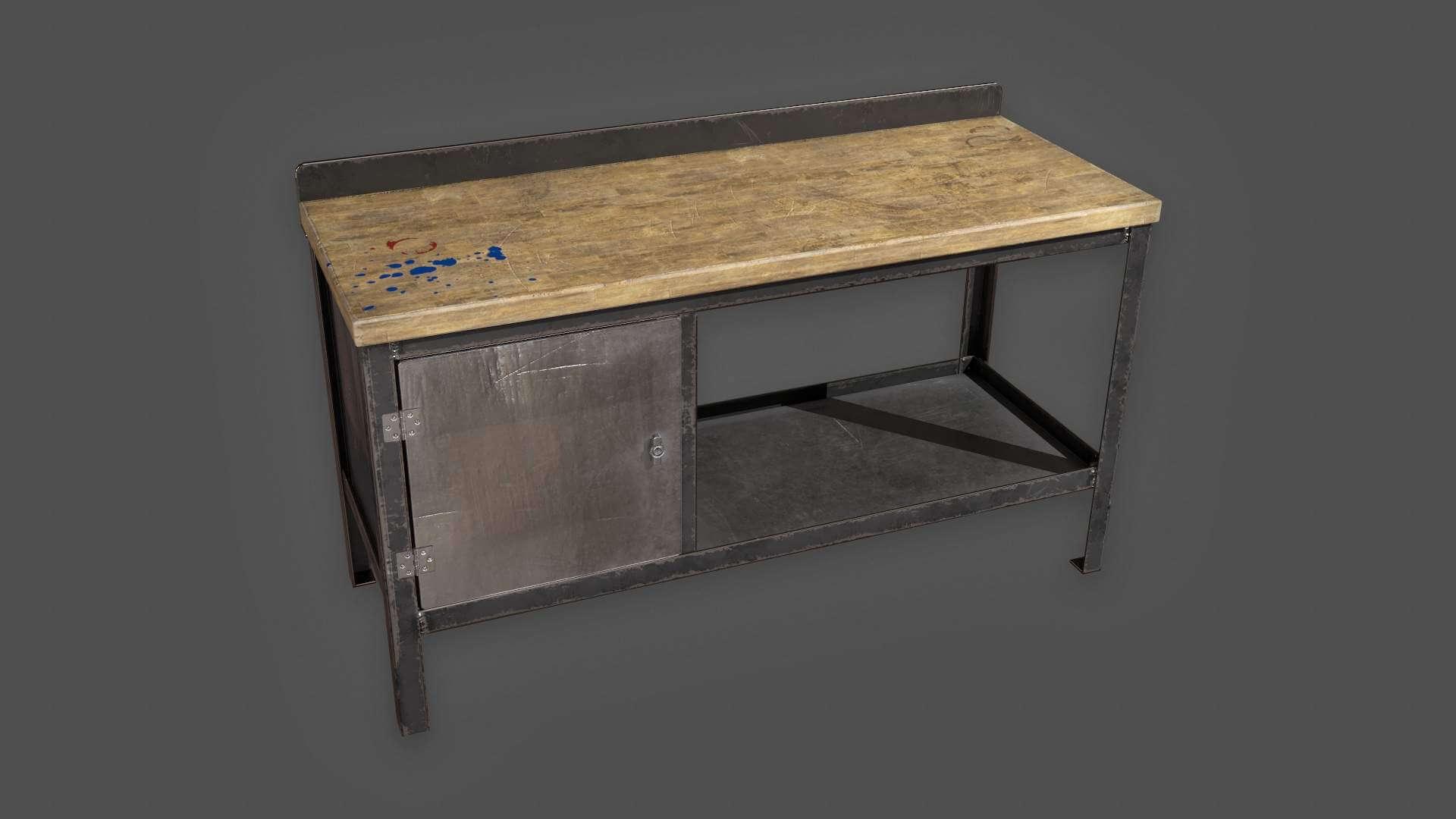 Fine Work Bench 3D Model Evergreenethics Interior Chair Design Evergreenethicsorg