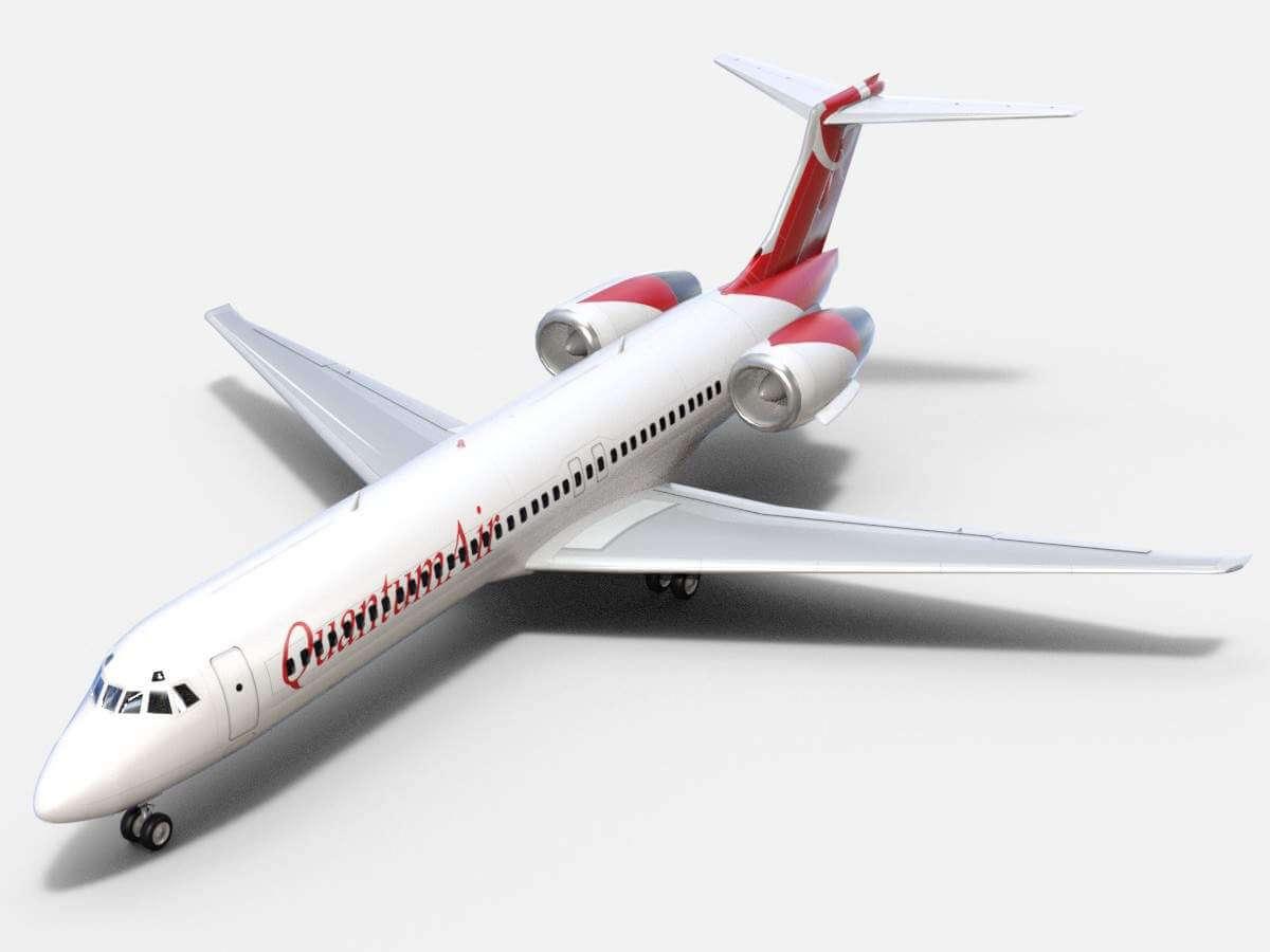 Quantum Airline - Quantum Computing