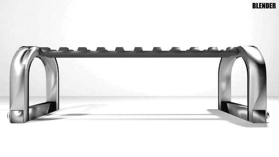 Peachy Exercise Equipment Storage Dumbbell Rack 3D Model Forskolin Free Trial Chair Design Images Forskolin Free Trialorg