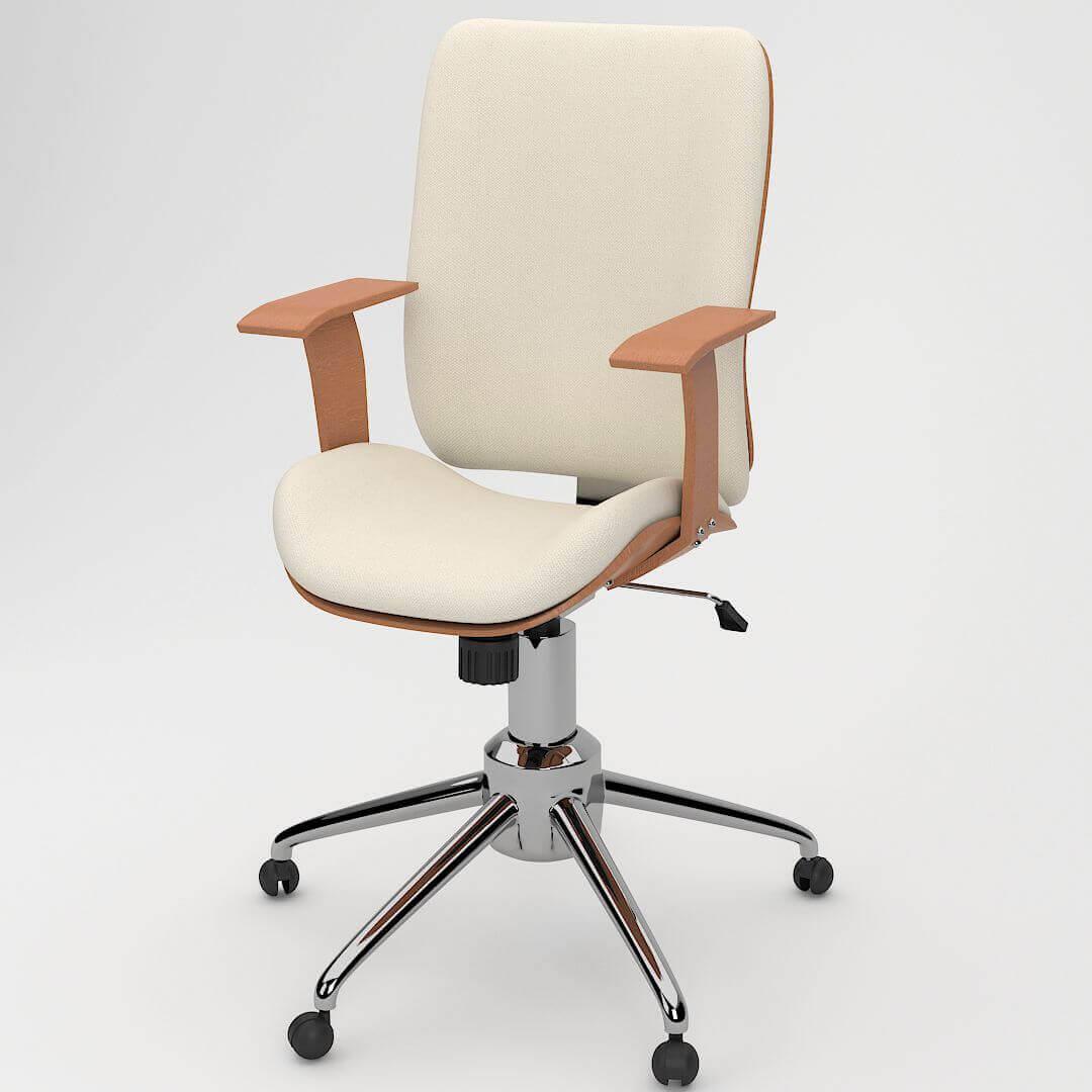 Luxury office chairs Classic Renderhub Luxury Office Chair 3d Model