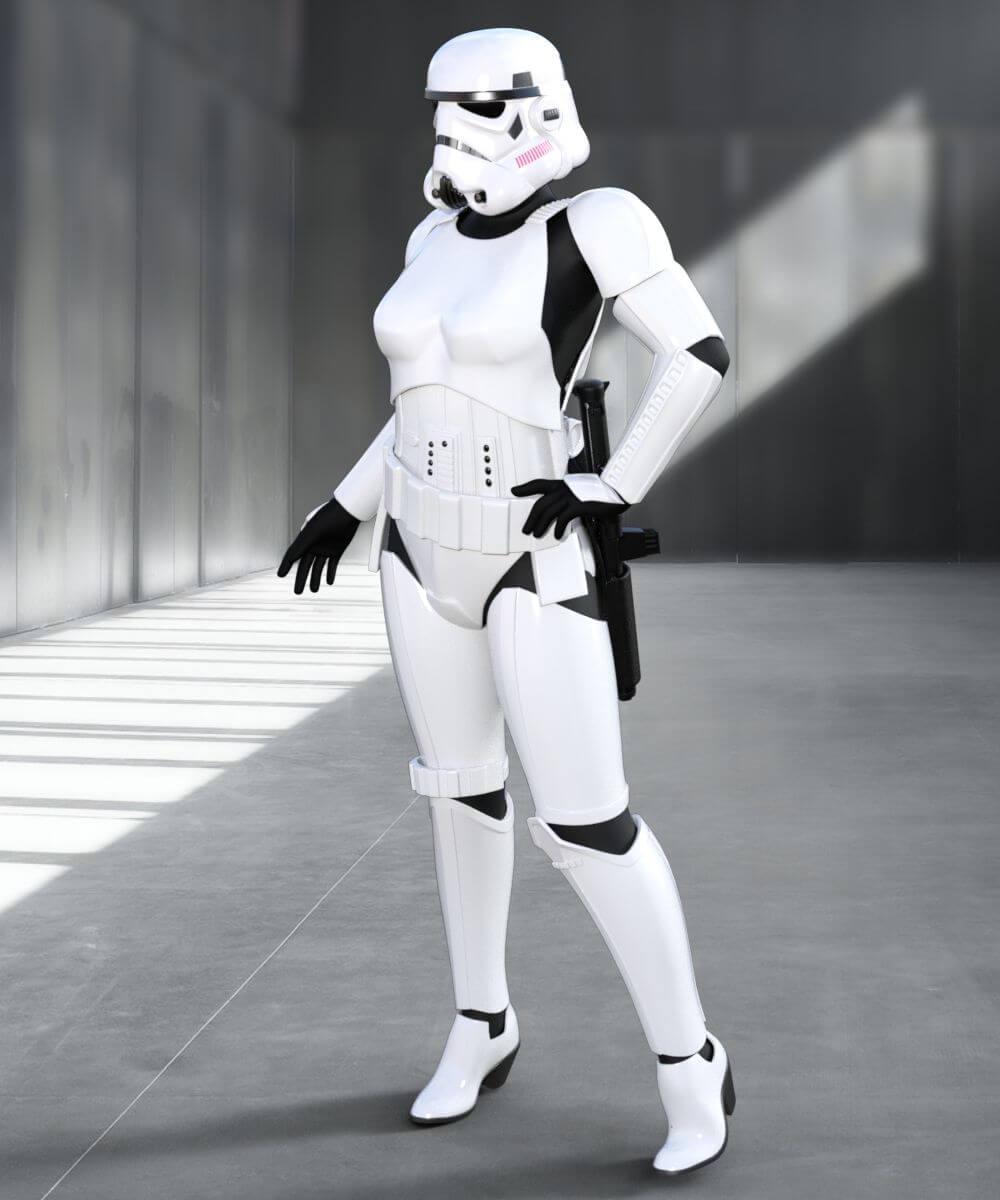 Sexy Slave Girl Ahsoka Tano, Star Wars The Clone Wars