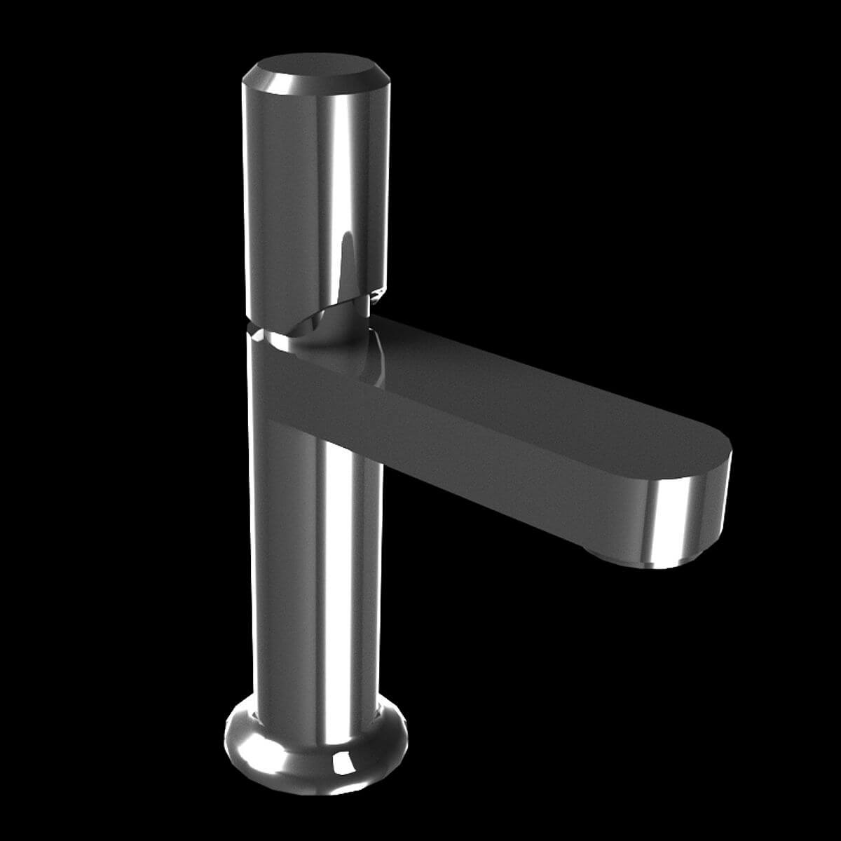 Modern Bathroom Faucet 3d Model