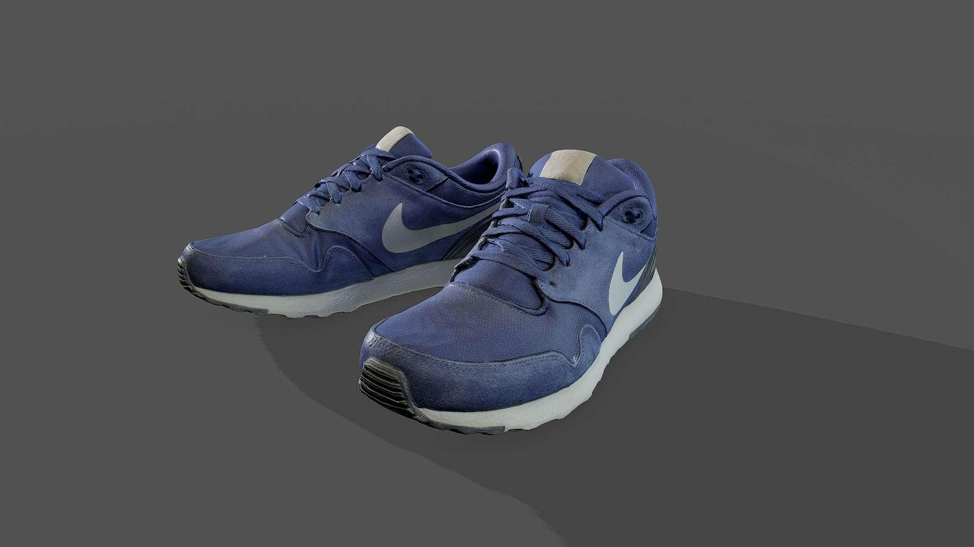 Machu Picchu Interpersonal Serpiente  Nike Shoes 3D Model