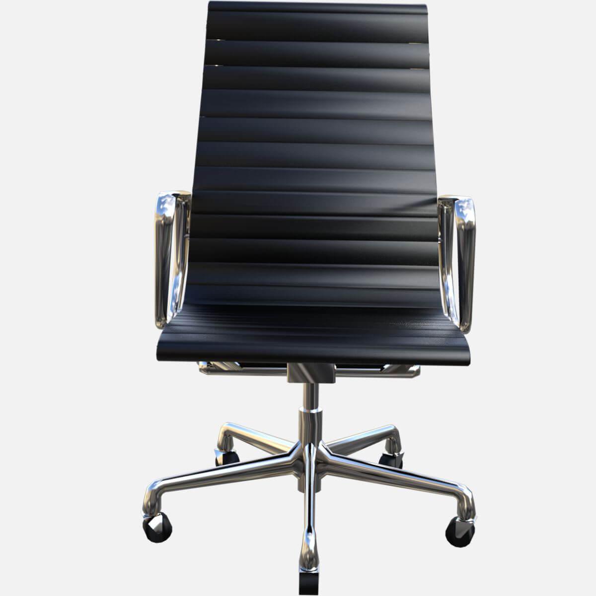 Petite executive chair