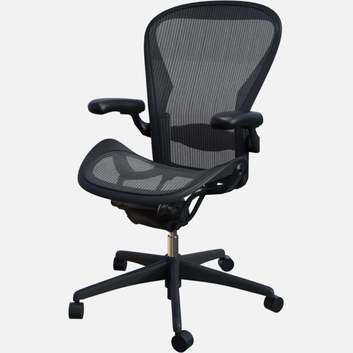 Used Herman Miller Aeron Chair Herman Miller Aeron Office