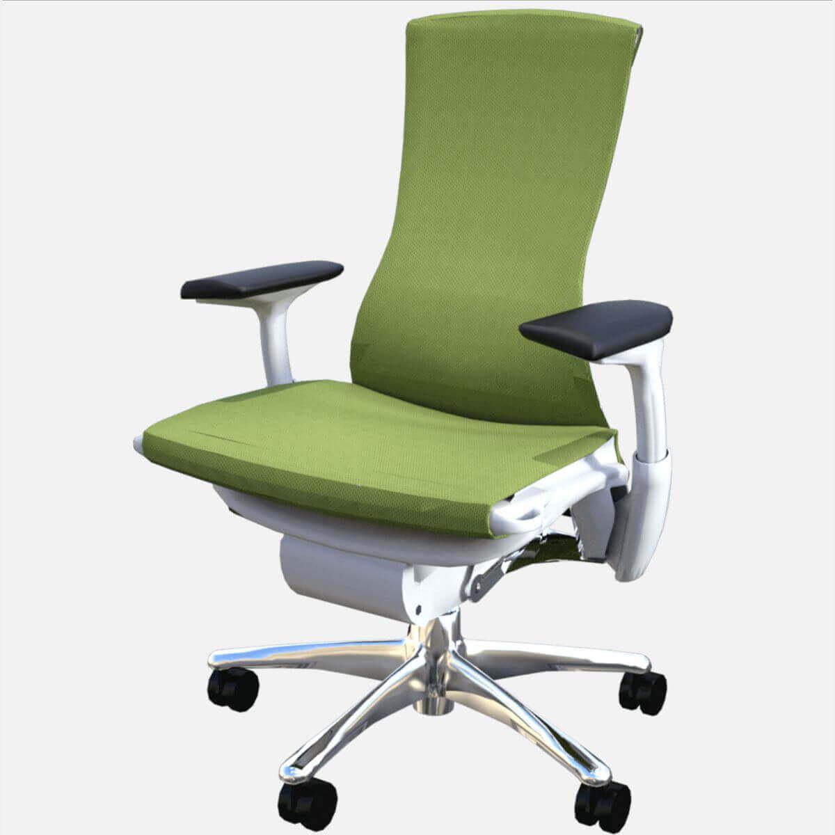 Herman Miller Embody Chair Free 3D Model