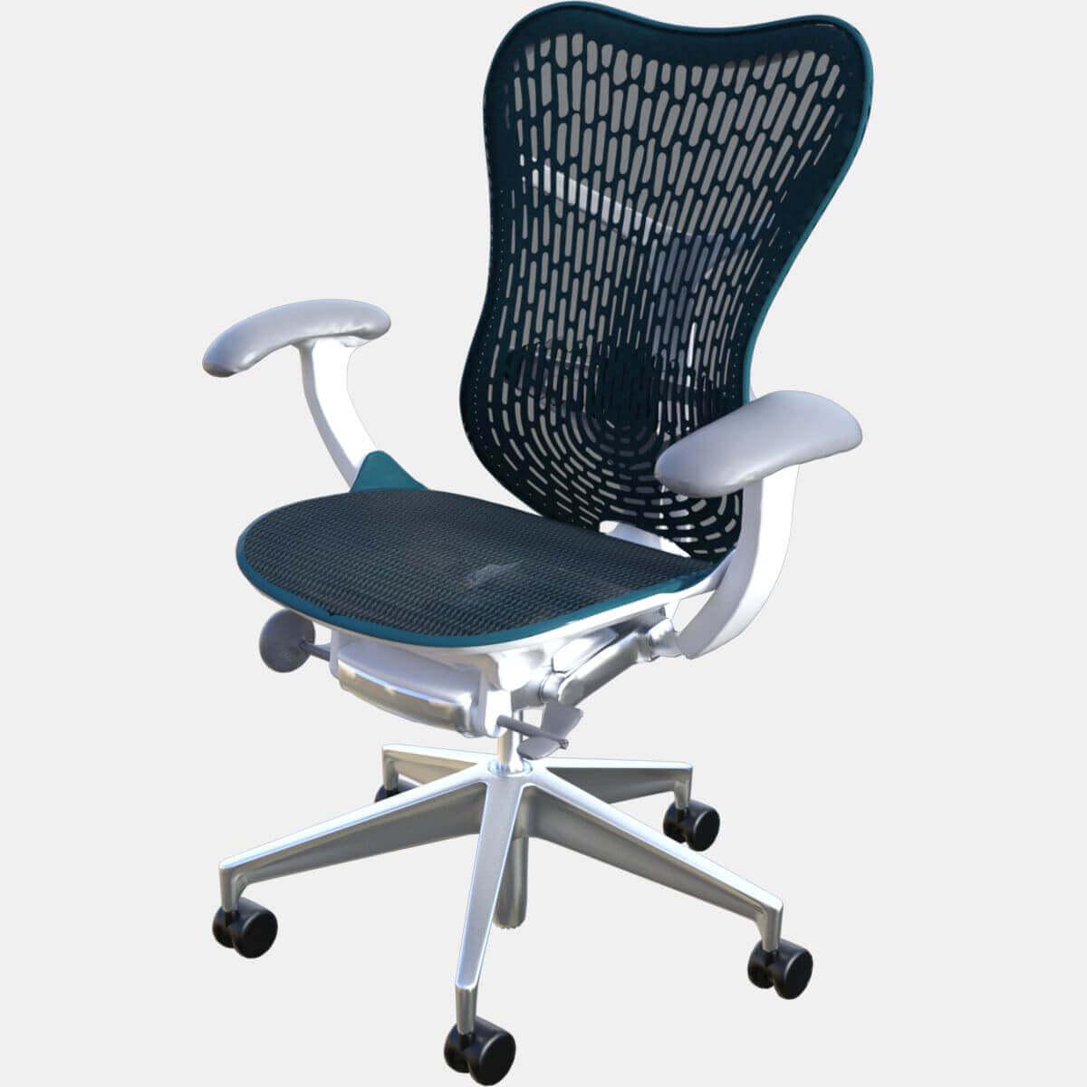 herman miller mirra 2 chair free 3d model. Black Bedroom Furniture Sets. Home Design Ideas