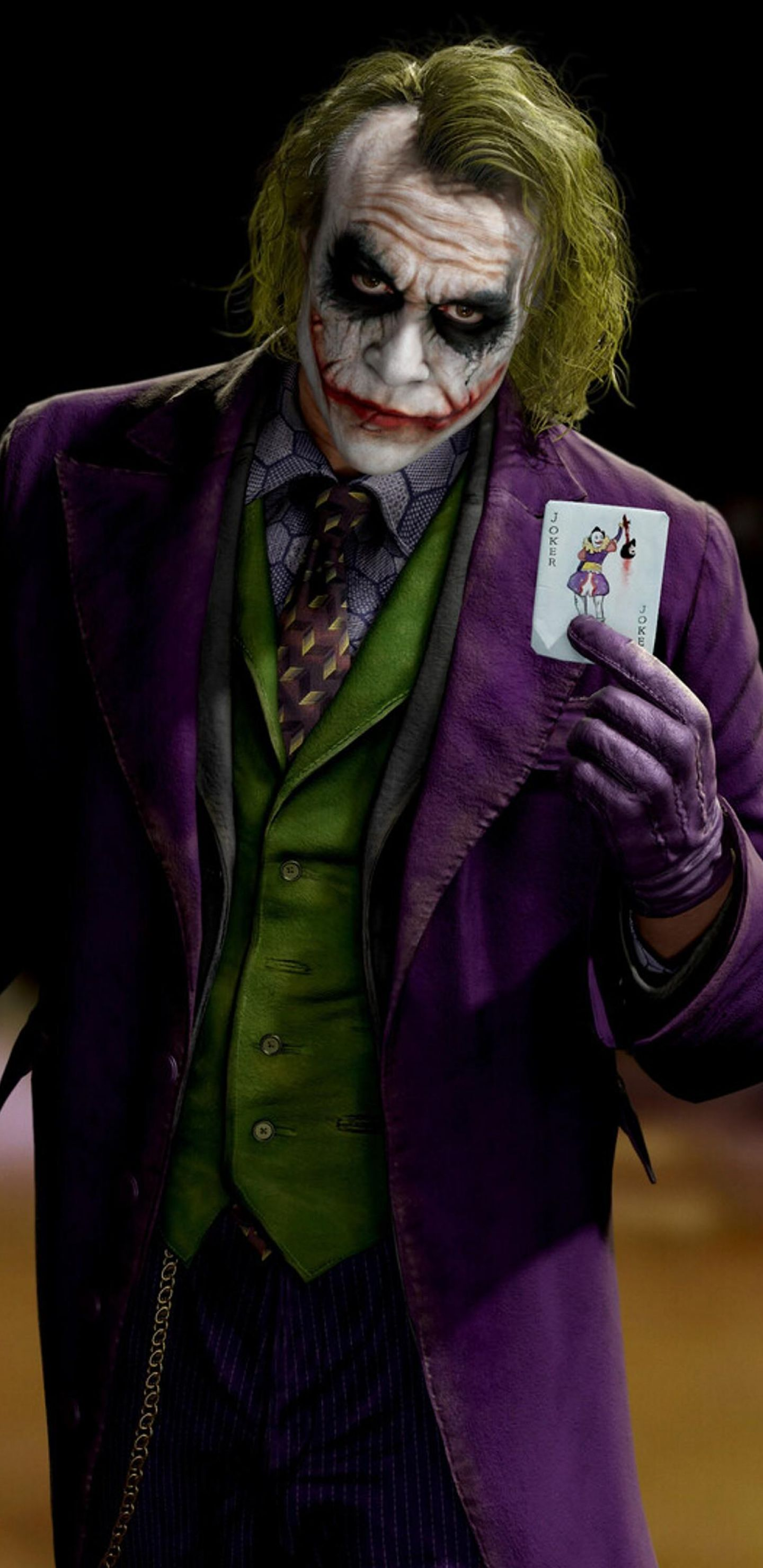 Joker Heath Ledger 3d Desktop Hd Wallpaper