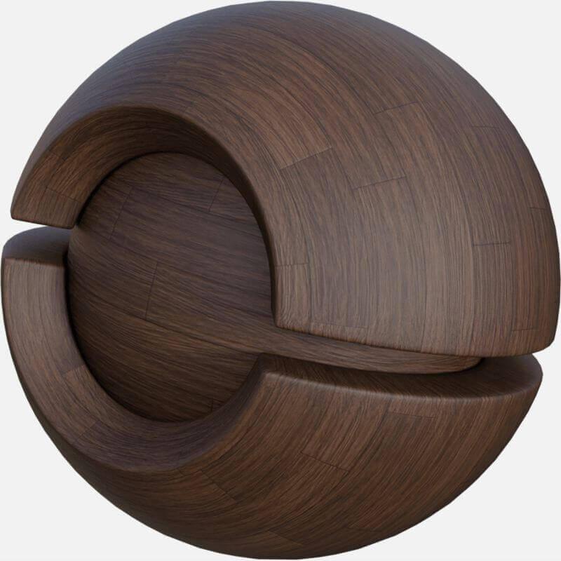 Walnut Wood Floor Seamless Texture