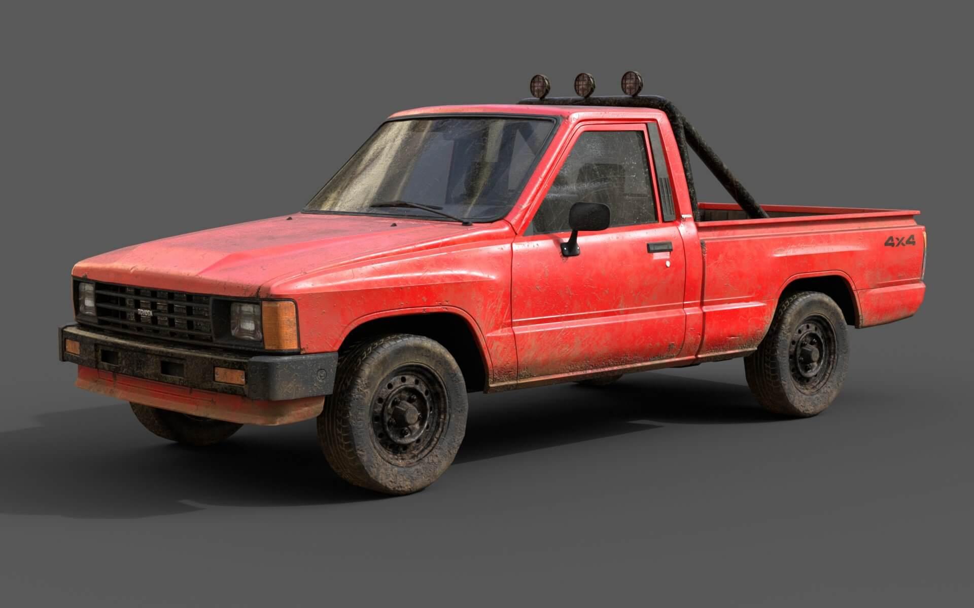 Kelebihan Toyota Hilux 1988 Harga
