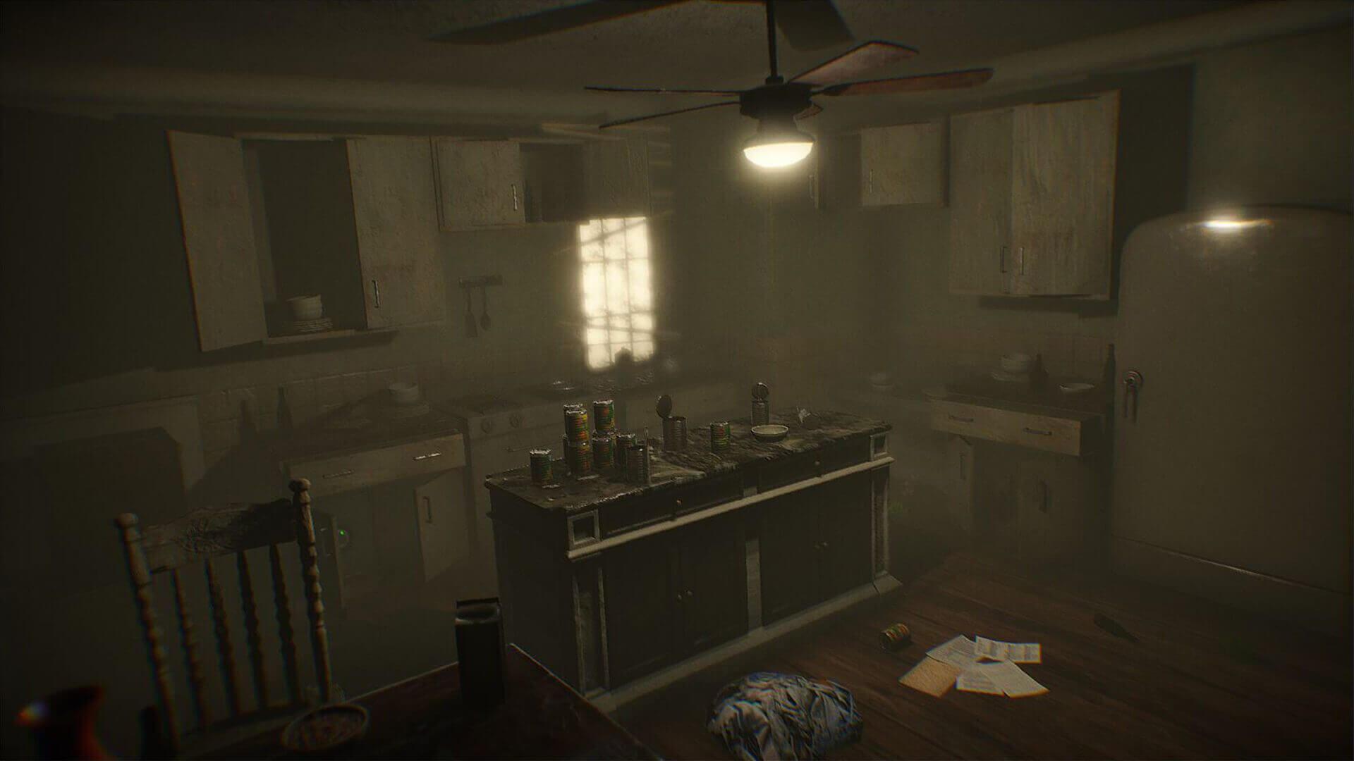Abandoned Kitchen 3d Rendering Renderhub Gallery