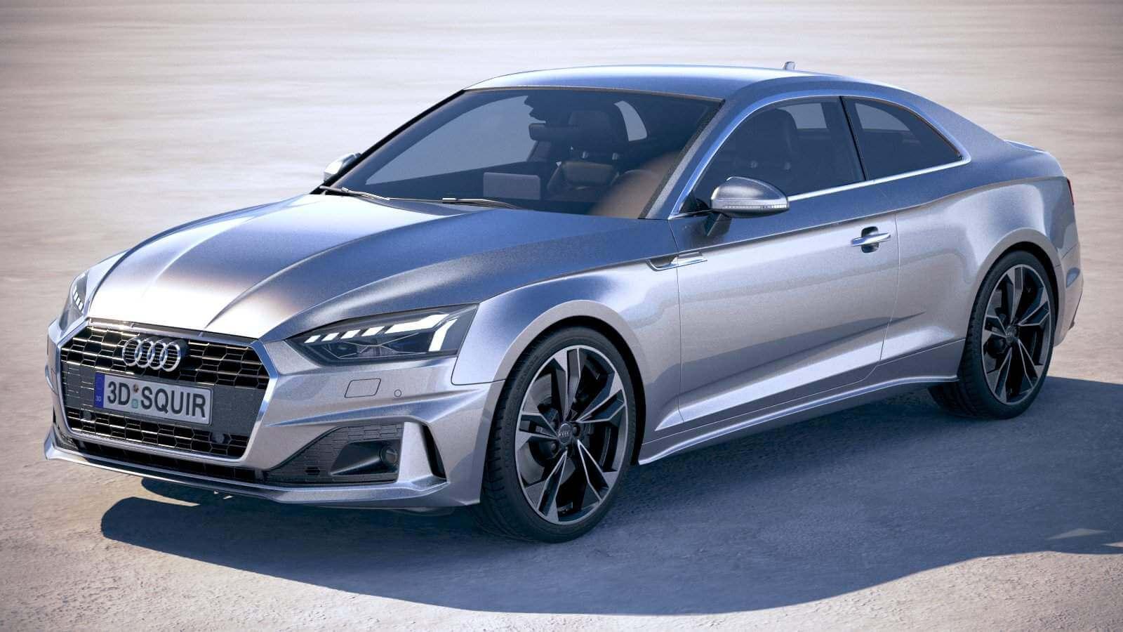 Обзор Audi a5