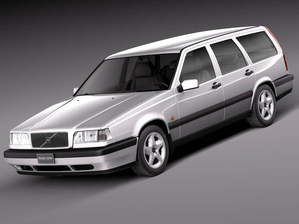 Volvo 850 Wagon Eu 1991 1997 Model