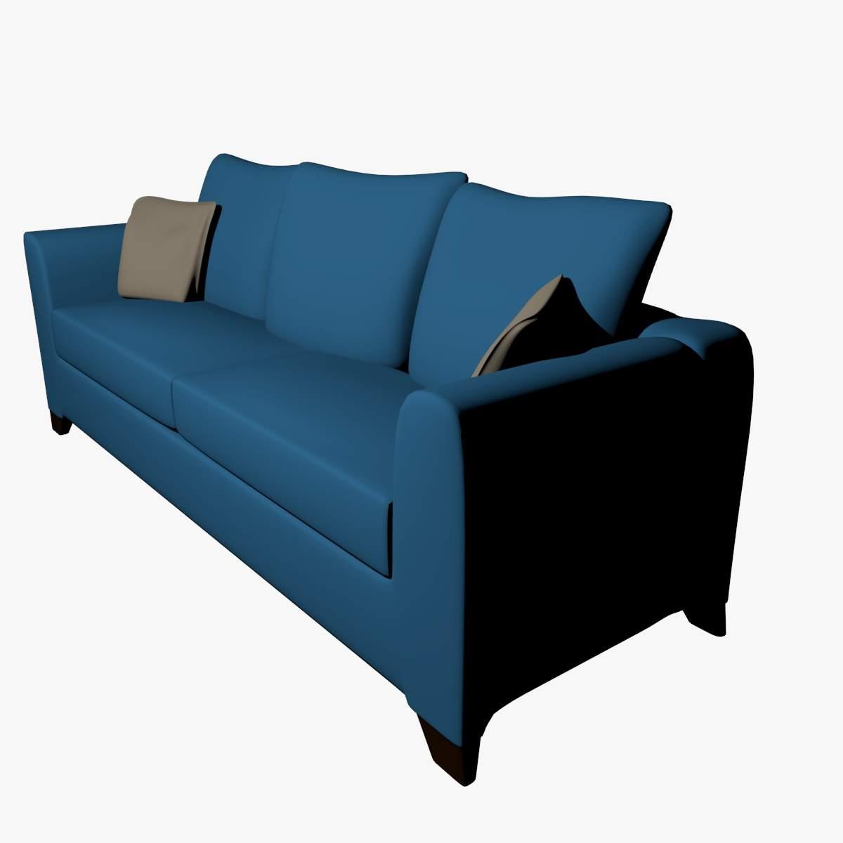 Simple Sofa Model